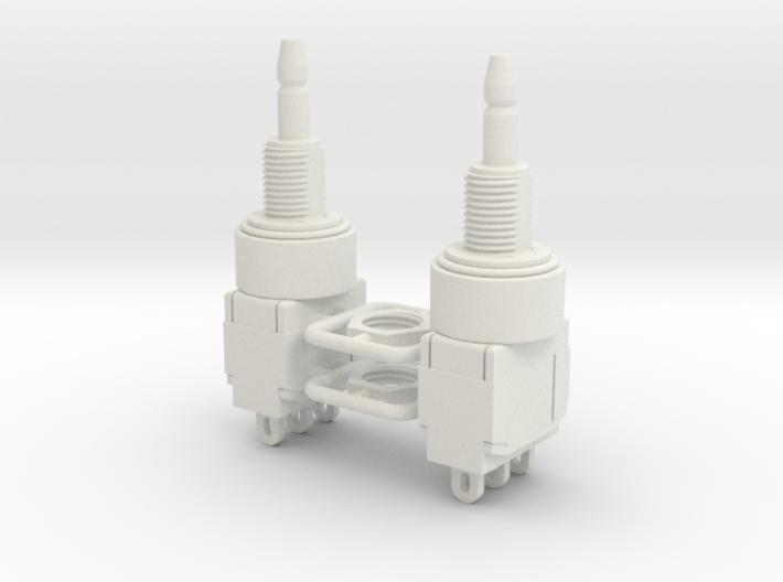 Alco MPA-106 Pair 3d printed