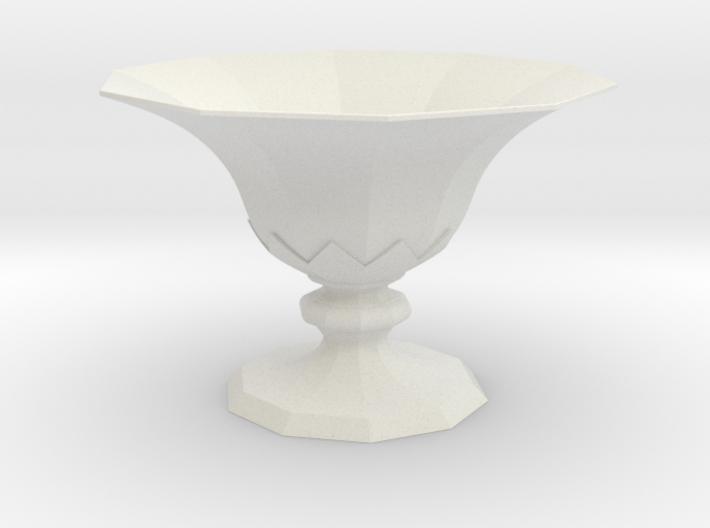Goblet 4d 3d printed