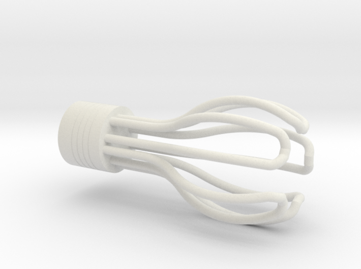 1:12 Light bulb #18 3d printed