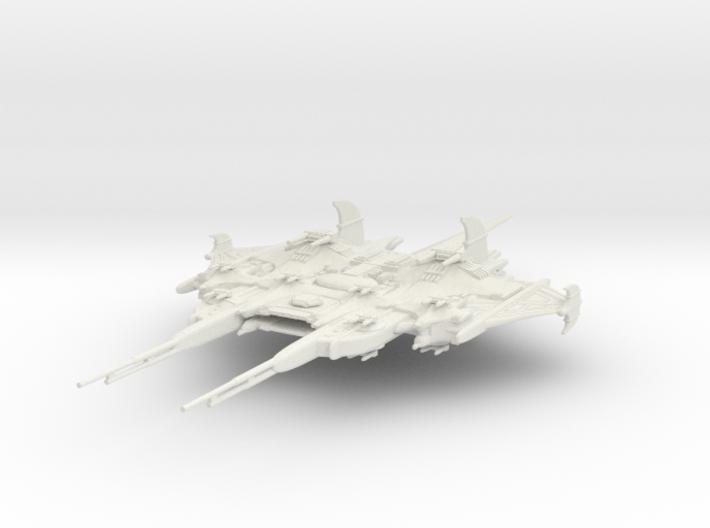 CR Assault Cruiser 3d printed