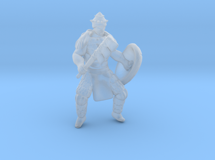 Shell Commander 3d printed