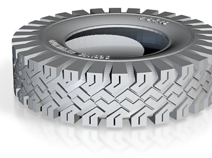 Snow Tire V2 3d printed
