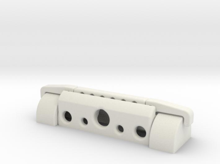 Speaker Phone 3d printed Classic White