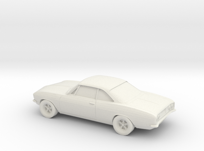 1/87 1969 Chevrolet Corvair 3d printed