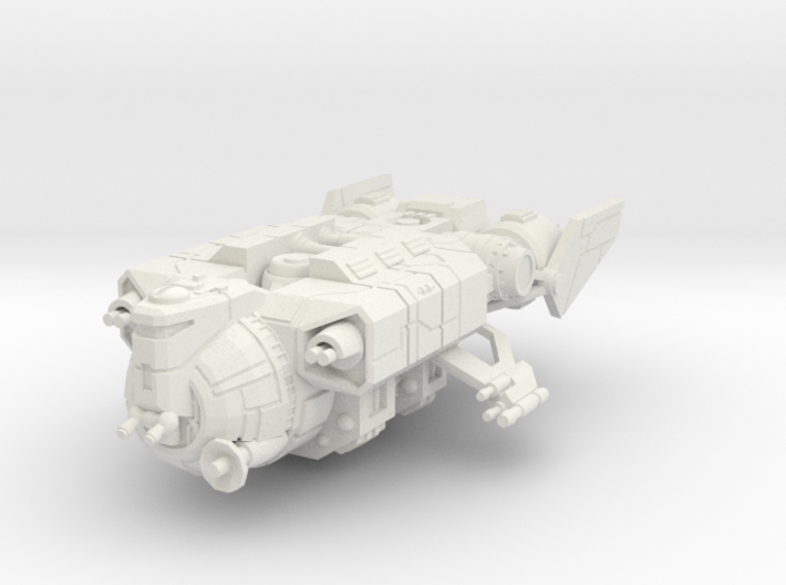 YV-929 Aaron A Falcone 3d printed