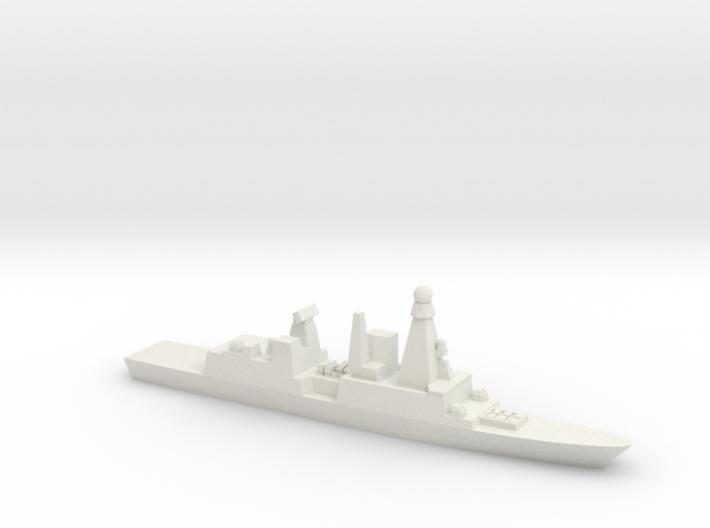 Orizzonte-class Frigate, 1/2400 3d printed