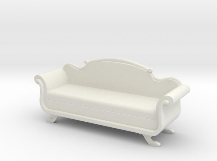 Period Sofa 3d printed