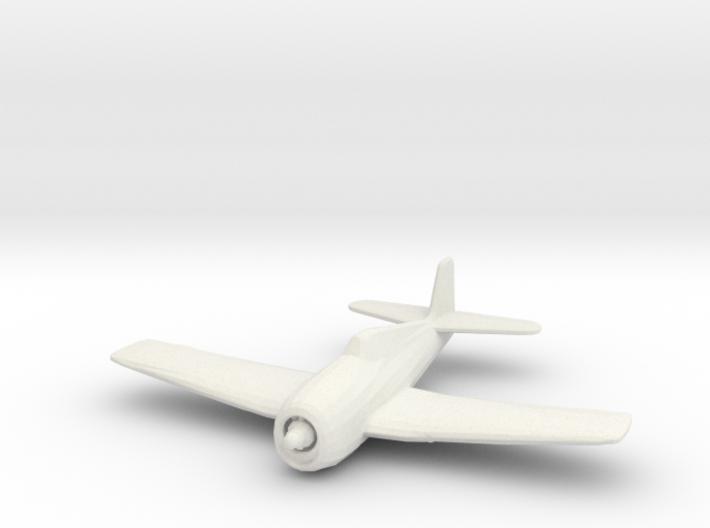 Grumman F6F-5 'Hellcat' 3d printed