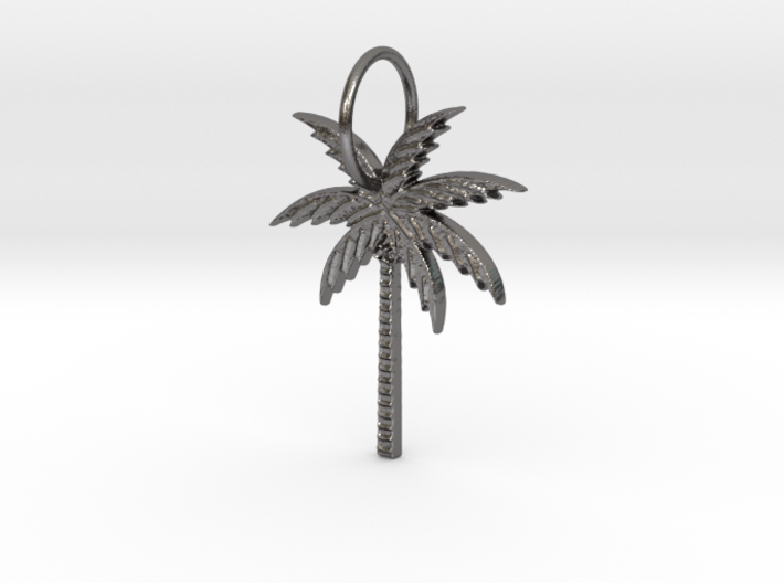 Palm tree 3d printed