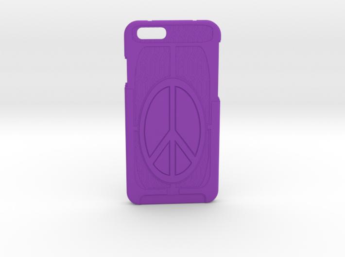 Apple iPhone6 PeaceCase 3d printed