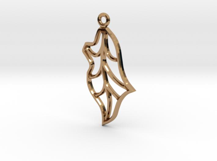 Single Leaf 3d printed leaf design