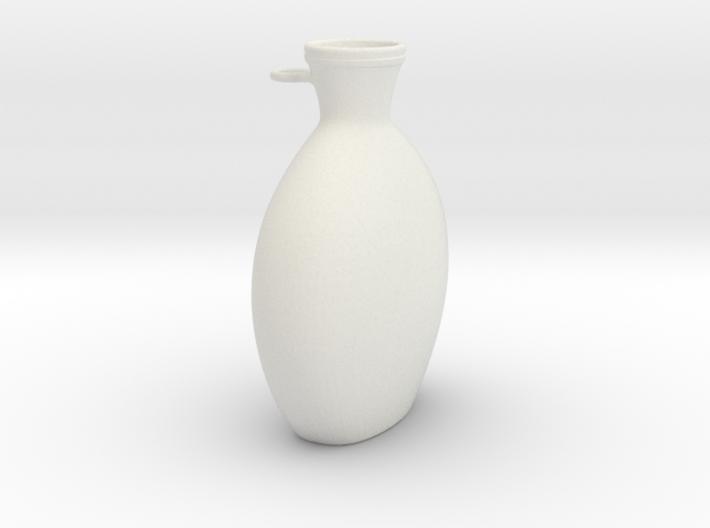 Flask 3d printed