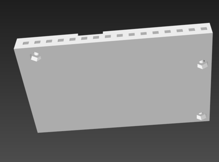 ElModCase 3d printed