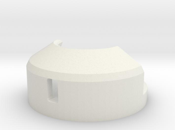 Vst Holder With Screws V2 Hollow 3d printed