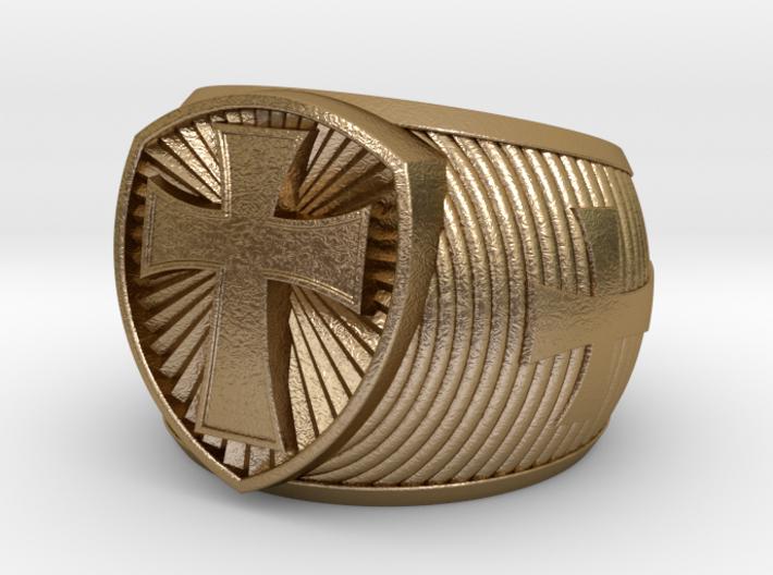 Cross Ring 21mm 3d printed
