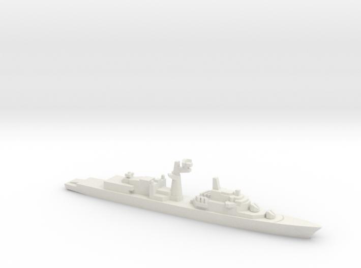 Tourville-class frigate, 1/2400 3d printed