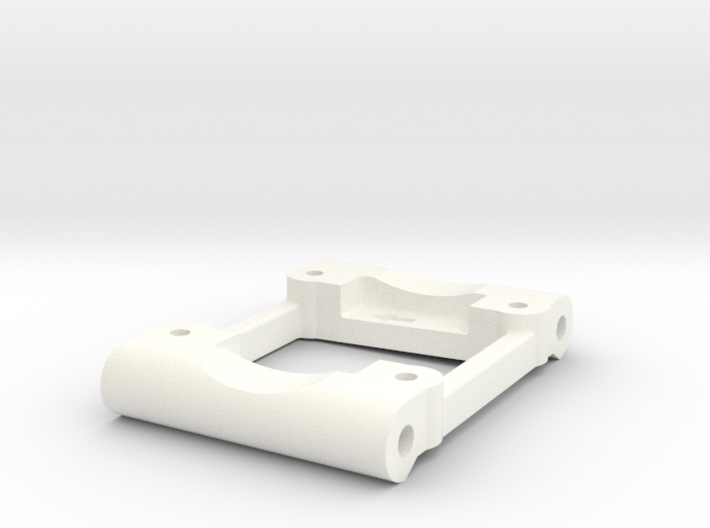 NIX41261 - Losi rear arm mount (0.5deg / 2deg) 3d printed