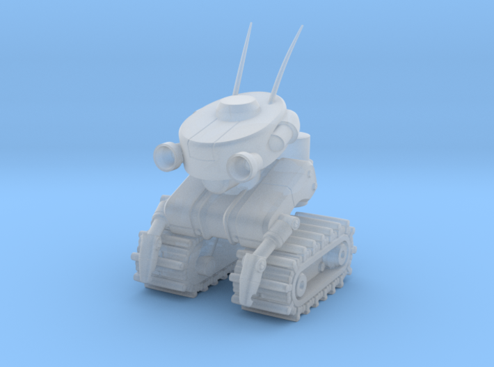 March 02 Robot 3d printed