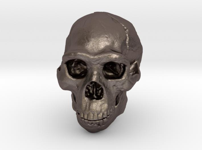 Real Skull : Homo erectus (Scale 1/2) 3d printed