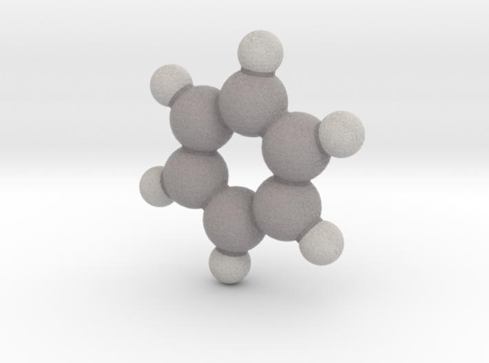Benzene 3d printed