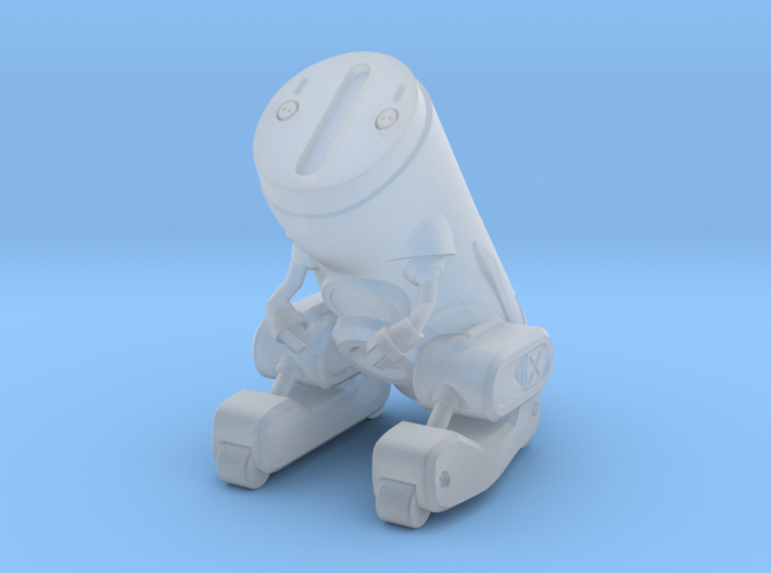 March 09 Robot 3d printed