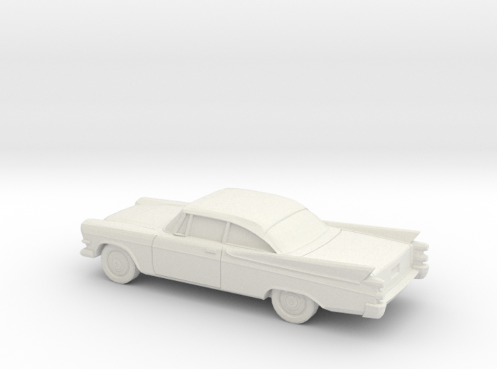 1/87 1957 Dodge Royal Coupe 3d printed