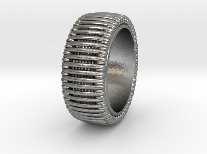 Ring Coil 3d printed