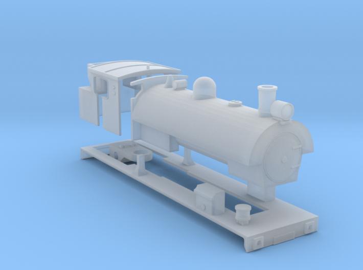 nswgr z 26 n scale beta 3d printed
