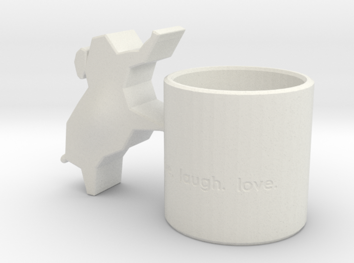 Elephant Candle Holder 3d printed