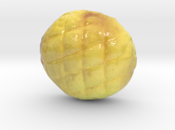 The Melon Bread-mini 3d printed