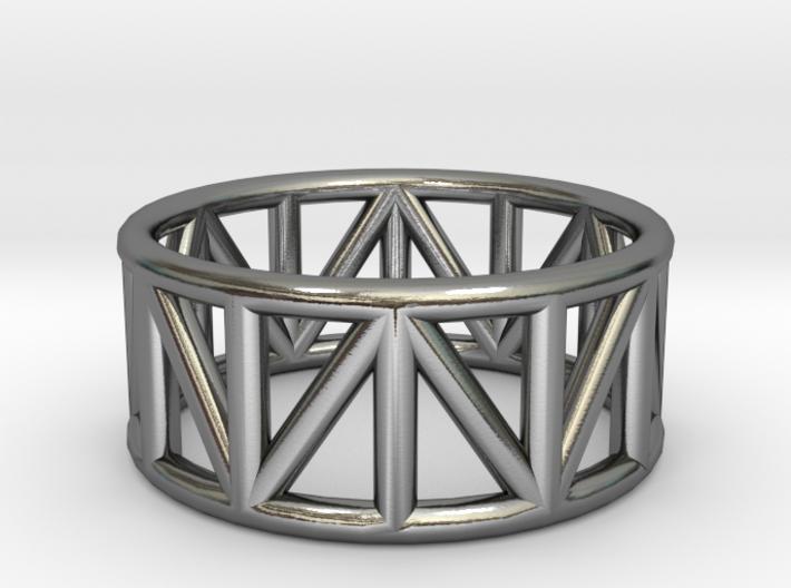 Truss Ring 1.6mm 3d printed