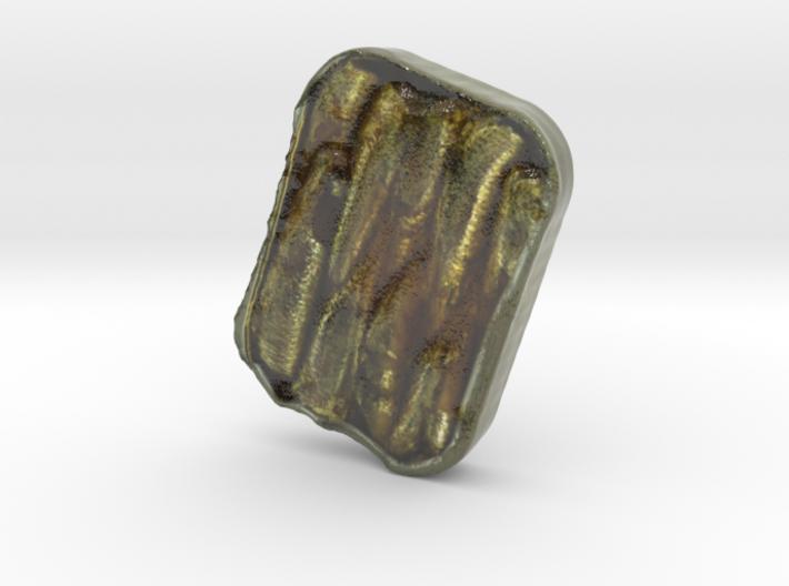 The Oiled Sardine-mini 3d printed