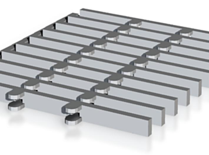 Haspelhalterungen für eine Rietze Haspel 10 stk. 3d printed