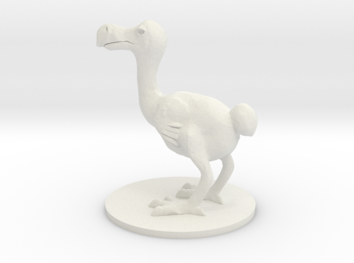 Axe Beak 3d printed