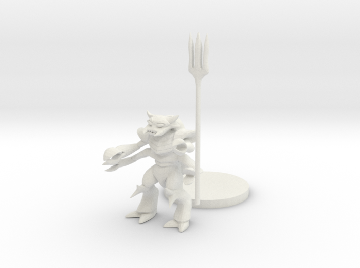 Mezzoloth 3d printed