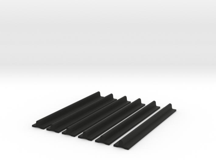 T-Tracks Vader ESB & ROTJ 6 pieces set screen-accu 3d printed
