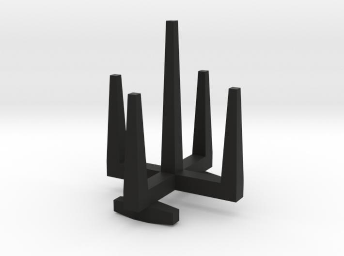 Fork 3d printed