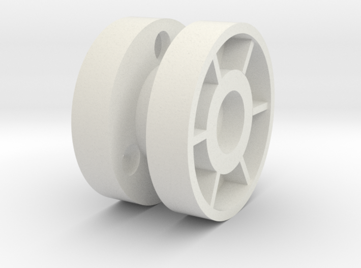 IS / ISU supporting roll 1/16 3d printed