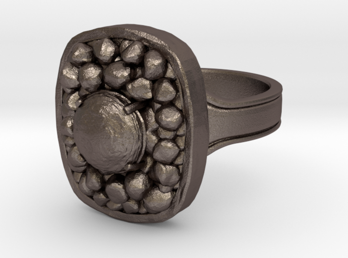 Havel's Ring 3d printed