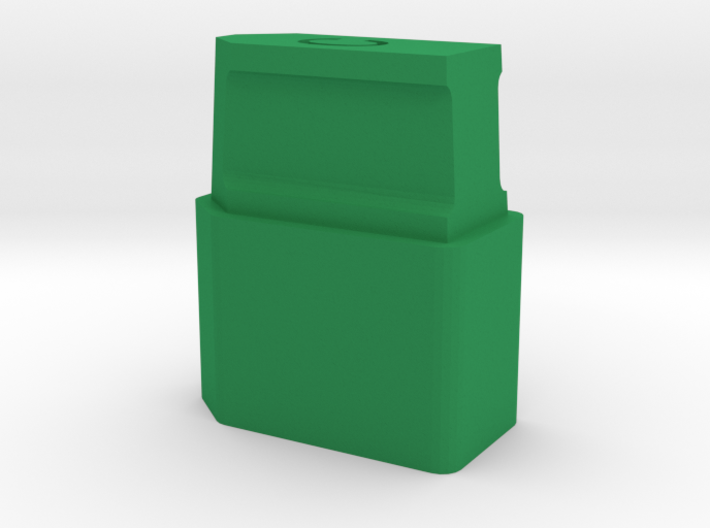 XT60 Safety Cap - 'C' for Charged - Stackable 3d printed