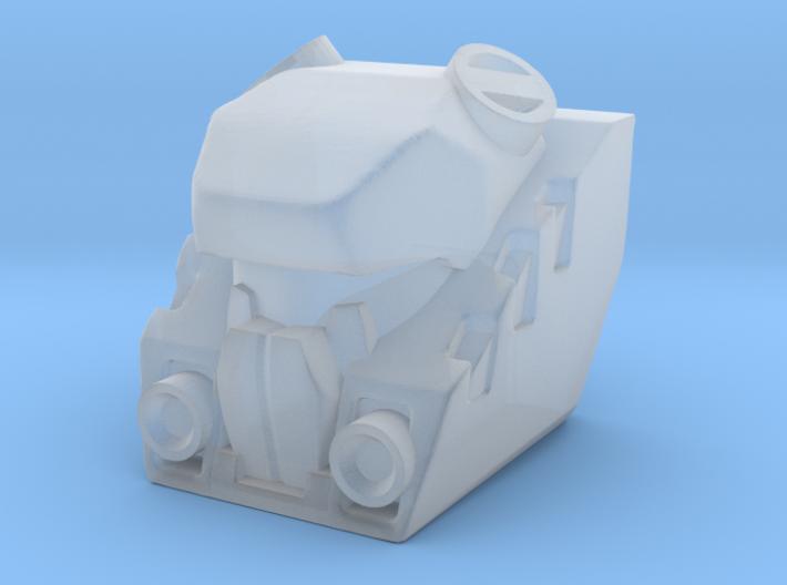 Autorooper Head For Combiner Wars Prowl 3d printed