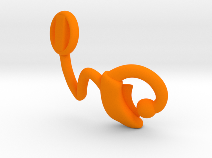 Makies Cochlear Implant: RIGHT EAR 3d printed