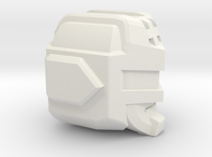 Armada Alert Head 3d printed
