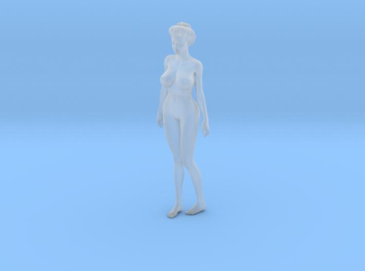 1/32 Elegant lady 003 3d printed