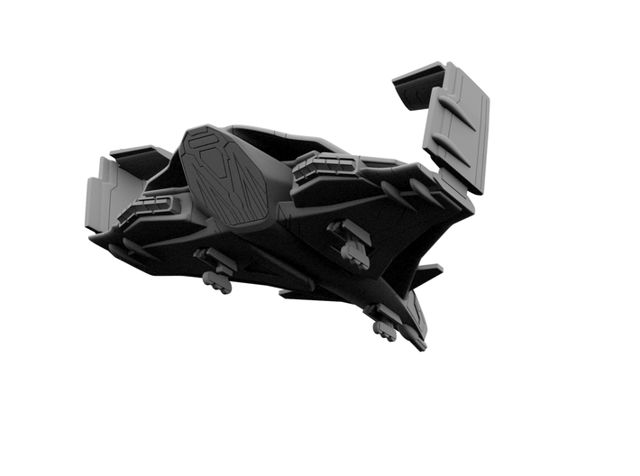 400_AOU_Quinjet_[x2]_Closed Wing 3d printed