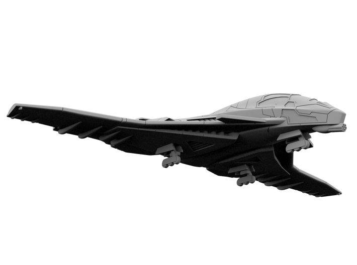 500_AOU_Quinjet_[x2]_Open Wing 3d printed