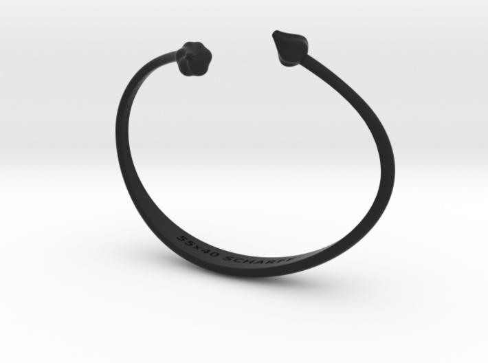 Purløg-Chives Bracelet 55x40 3d printed