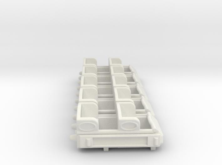 Coaster5packhoSCALE+20% 3d printed