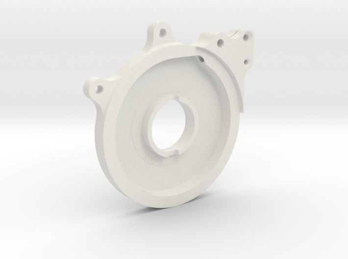 Spitfire Throttle Quadrant Control plate,Rotol 3d printed