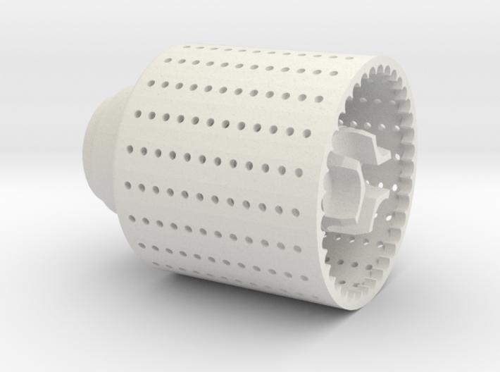 Brake, Version 2-2, 24mm 3d printed